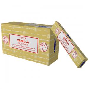 Nag Champa Vanilla - Røkelsespinner